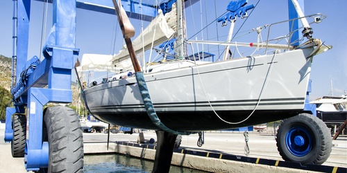 Commercial Boat Lift Maintenance | Tampa | Priority Marine