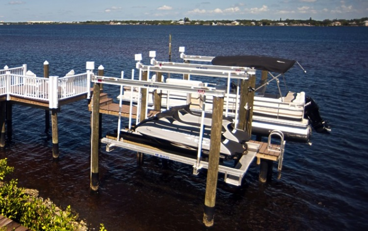 Hi-Tide Boat Lifts | Tampa Bay | Priority Marine