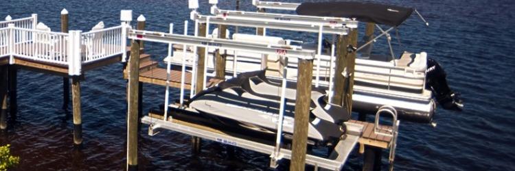 Hi-Tide Boat Lifts | Tampa Bay | Priority Marine