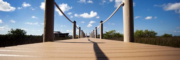 Wood Decking | Sarasota | Priority Marine