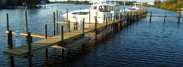 Marina Construction | Tampa | Priority Marine