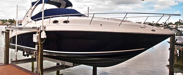 Hi-Tide Boat Lifts   St. Petersburg   Priority Marine