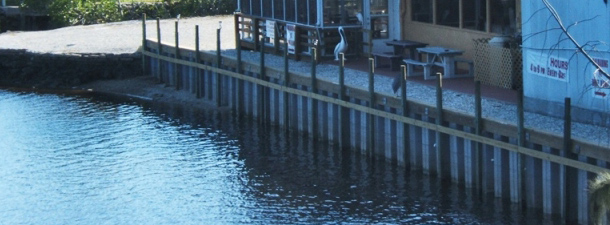 Seawall Construction Company | Tampa | Priority Marine