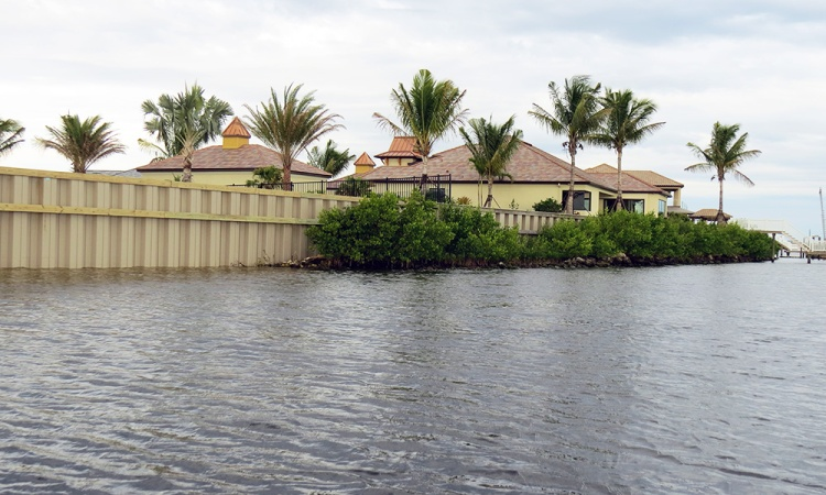 Seawall Construction Services | St. Petersburg | Priority Marine
